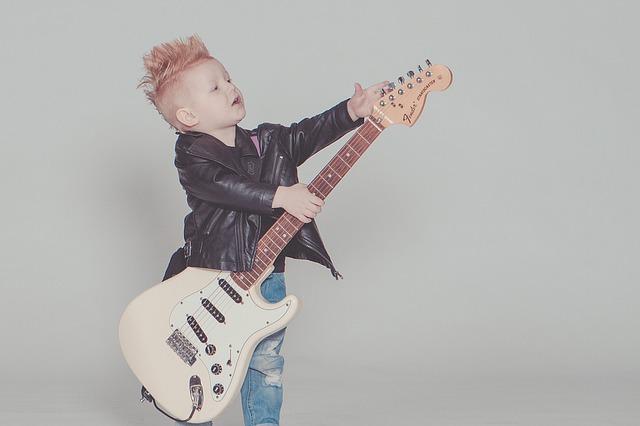 היתרונות בלימודי מוסיקה לגיל הרך