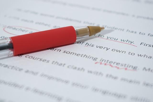 הגהה לשונית – הדבר העיקרי בכתיבת עבודות סמינריוניות