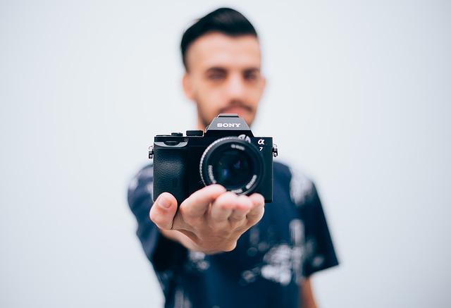 הבדלים בין צלם אירועים לצלם מוצרים