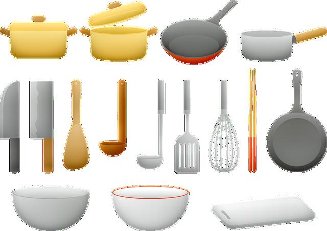מוצרים למטבח ברשת