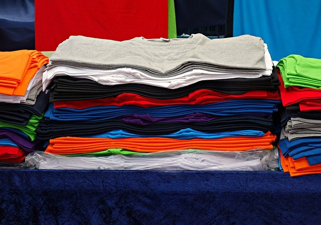 הדפסה על חולצות בכמויות